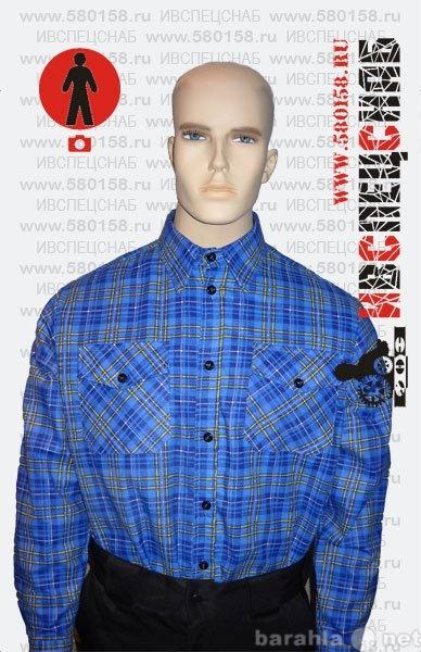 Мужские фланелевые рубашки